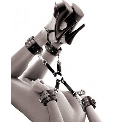 Wrist & Ankle Cuffs Set Cumfy Hogtie