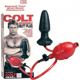 Colt Inflatable Butt Plug