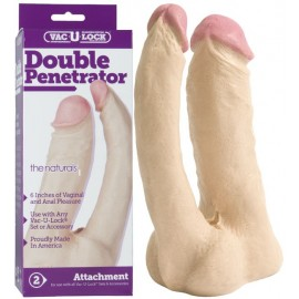 Dildo Double Penetration Flesh Doc Johnson