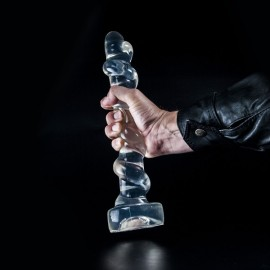 Eclectic Dildo Clear 32 x 5.5 cm