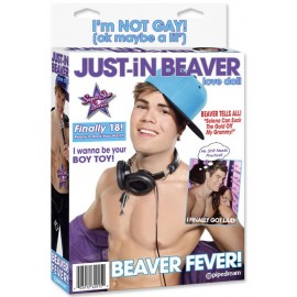 Just-In Beaver Love Doll