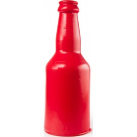 Bottle Dildo 18.5 x 6.5 cm Red