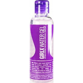 Girlx Water-Based Massage Lubricant 100 ml