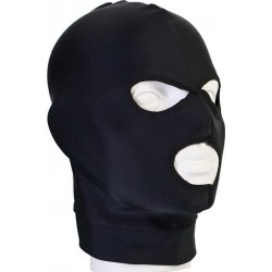 Black Stretchable Hood