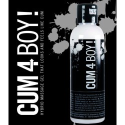 Cum 4 Boy Sperme Gel Massage 100 ml
