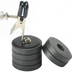 Single Nipple Clamp & Magnet Weights