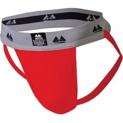 MM Jockstrap Rouge 4 Tailles