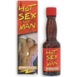 Libido Booster for Men Hot Sex Man