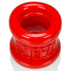 Oxballs Squeeze Ballstretcher Red