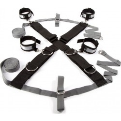 Kit SM Bondage pour lit Fifty Shades Of Grey