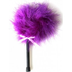 Feather Duster Purple