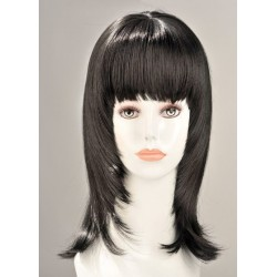 Wig Salome Dark Brunette