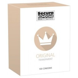 100 Condoms Secura Kondome