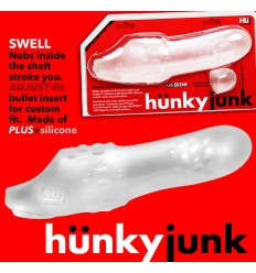 Gaine Pénis Swell Hunky Junk Clear