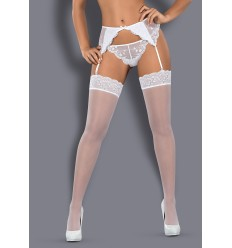 Stockings White Etheria