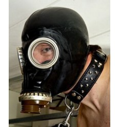 Masque à Gaz Latex