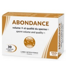 Abondance Sperm Volume and Quality