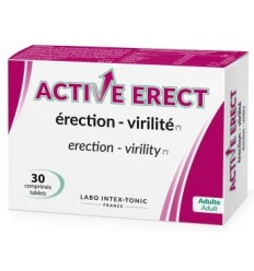 Active Erect Erection Virility