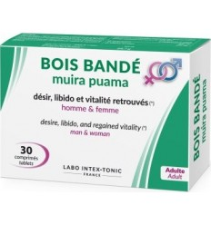 Bois Bandé Desire Libido and Regained Vitality For Men & Women