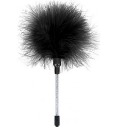 Feather Duster Sweet Caress Black