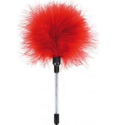 Feather Duster Sweet Caress Red