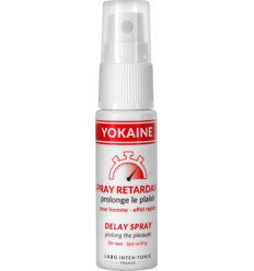 Delay Spray Prolong The Pleasure Fast-Acting For Men Yokaine