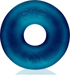 Oxballs BIG OX Cockring & Ballring Space Blue